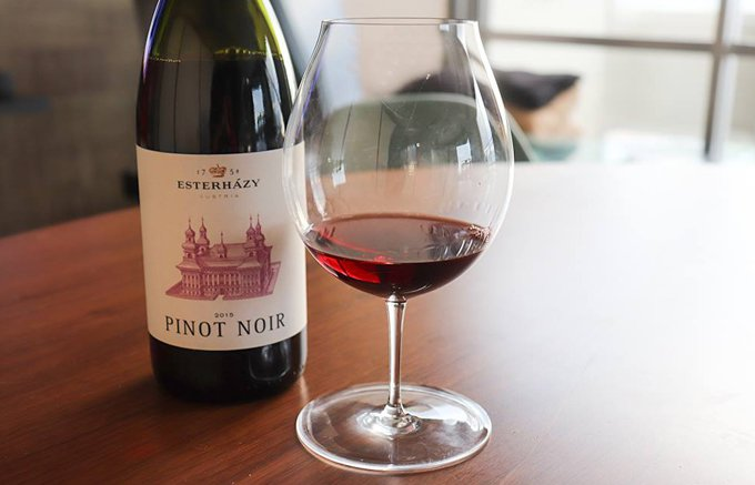 マリア・テレジアも愛した、オーストリアワイン「エスターハージー」