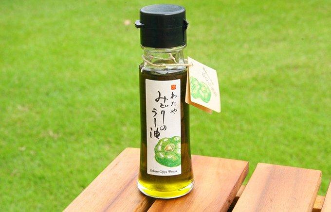 特に和食にぴったり。新潟県小千谷市かぐら南蛮で作った「みどりのラー油」
