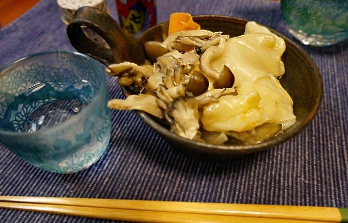 熱々、もっちもち。田舎の贅沢鍋が絶品!『川喜本店』の「岩手 なま ひっつみ」