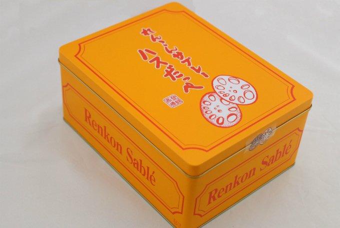 茨城名産のレンコンを使った「れんこんサブレー ハスだっぺ」