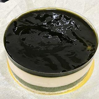 抹茶とチーズのコラボレーション?!生チーズケーキジェミニ