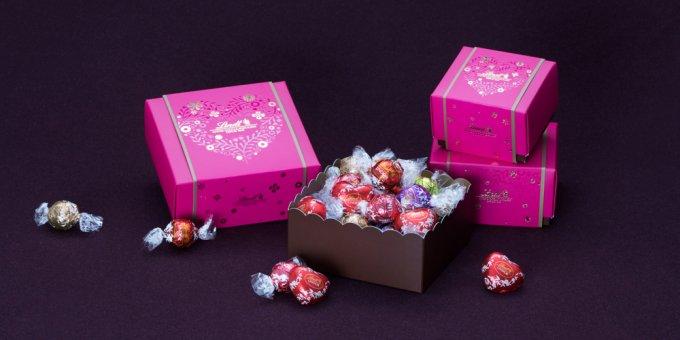 魅惑のなめらかチョコレート!『リンツ』の2018バレンタインコレクション