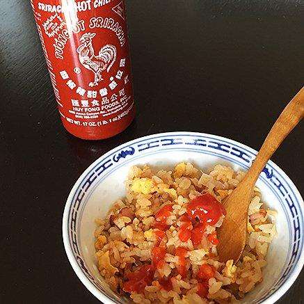 LA生まれのアジアン調味料。アメリカの定番チリソース、シラチャー・ソース