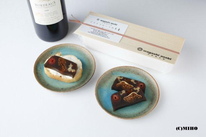 もはや和菓子の域を超えた!wagashi asobiのドライフルーツ羊羹