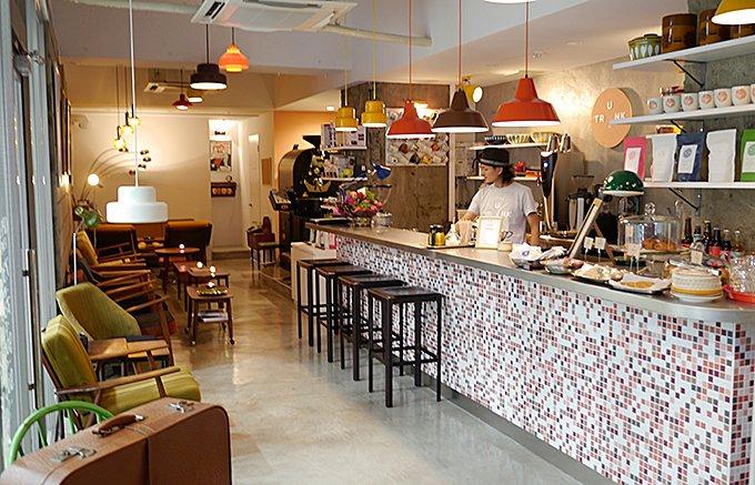 日本で一番、北欧らしいコーヒーショップ 名古屋トランクコーヒーの最新メニューは?