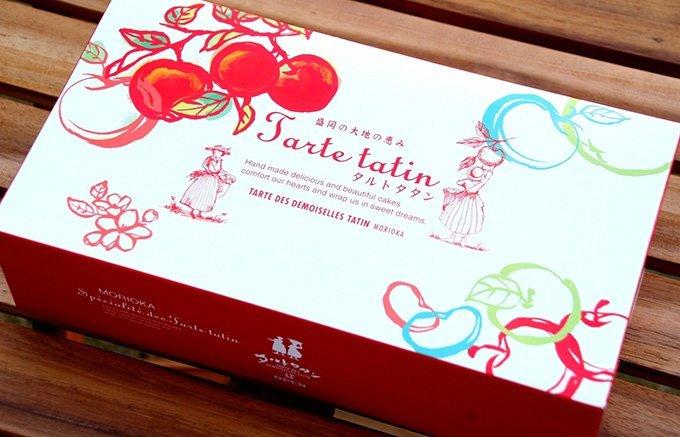 リンゴ煮の甘さがたまらない!盛岡「タルトタタン」のタルトタタン