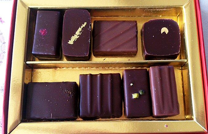 今年のバレンタインはこれで決まり!?アンリ・ルルーのボンボン・ショコラ