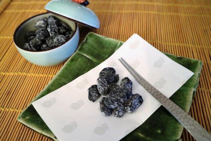 京都の老舗が守る安心おいしい体にやさしい黒豆のおやつ
