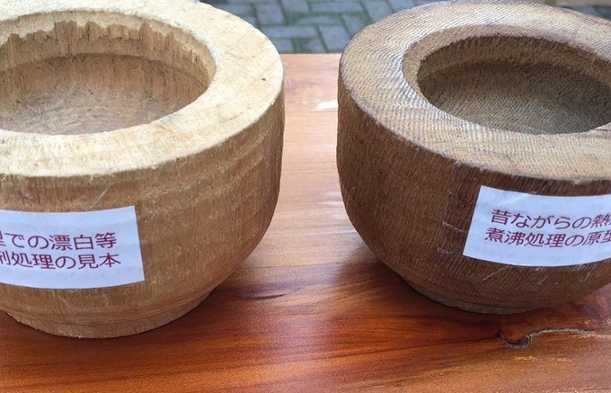 自然木を無薬剤で仕上げる!伝統工芸職人が一つ一つつくる本物の木の食器