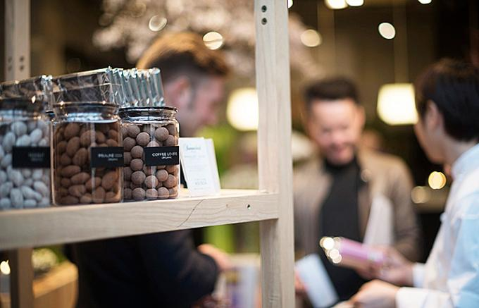 ニコライ・バーグマンがほれ込んだデンマーク産チョコレート
