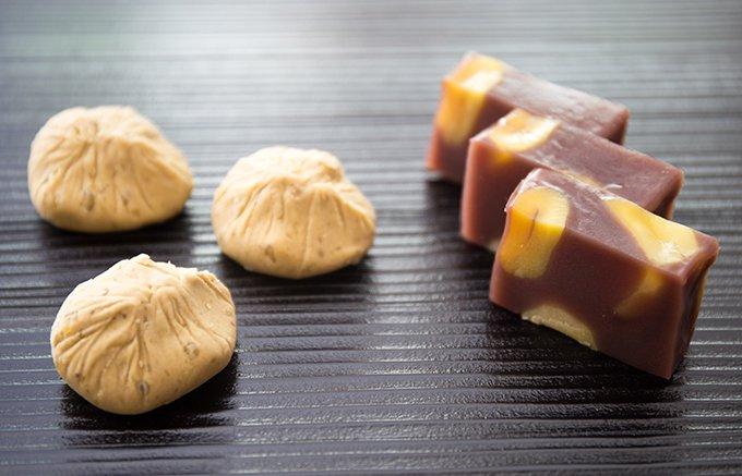 秋の味覚をそのままに中津川『栗きんとん本家 すや』の栗の和菓子
