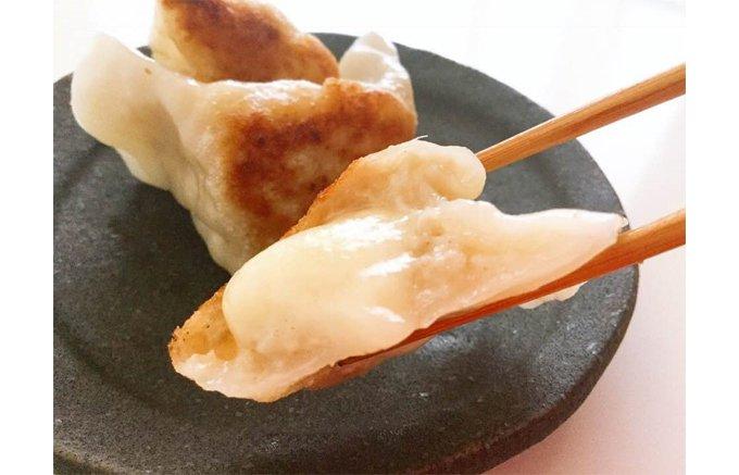 濃厚!とろ~りチーズがたまらない『宝永』の「チーズ餃子」