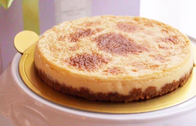 トットットリュフの媚薬チーズケーキ