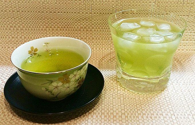 乾燥しがちなこの時期に!緑茶を飲んで風邪対策