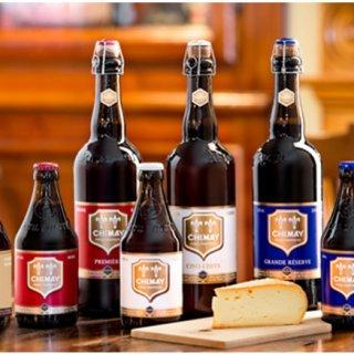 ベルギービールの代名詞ともいえる「シメイビール」