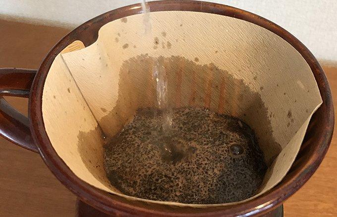 女性焙煎家がじっくり丁寧に焙煎した「カオルコーヒーロースタリー」