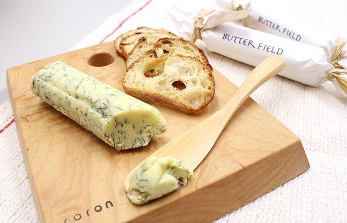 こだわるのはパンだけ? パン好きなら一度は試したいコク旨バター