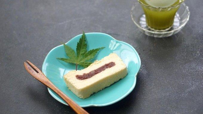 小豆×チーズの極み!こだわりのあんことチーズの王様で作る『あんこチーズケーキ』