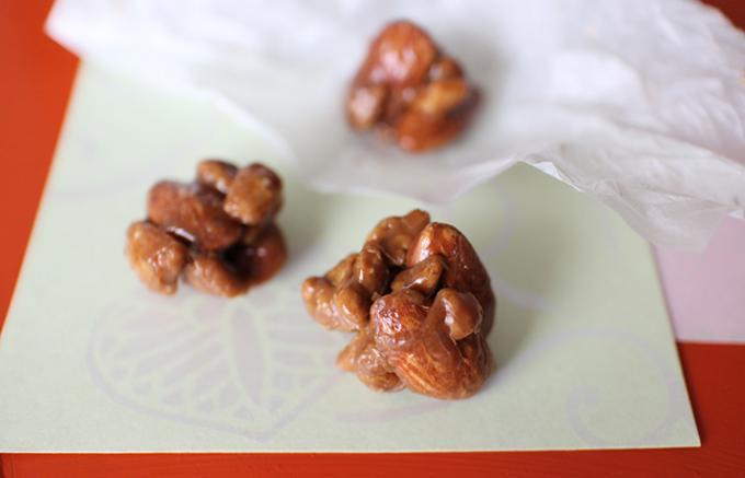 桃の節句の贈り物にお勧めの美味しい「おこし」