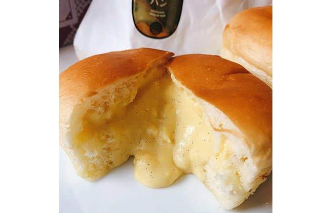 クリームパンも高級上質がうける時代!「あっぱれ家康」ごちそうクリームパン