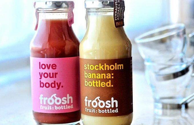 まるで飲む美容液!北欧の人気スムージー「froosh」