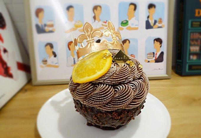グラッシェルのバレンタイン限定新作アイスケーキで記憶に残るプレゼントを!
