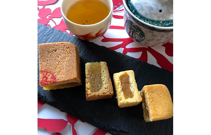 味も見た目も超リッチ!!台湾のチーズケーキみたいなパイナップルケーキ