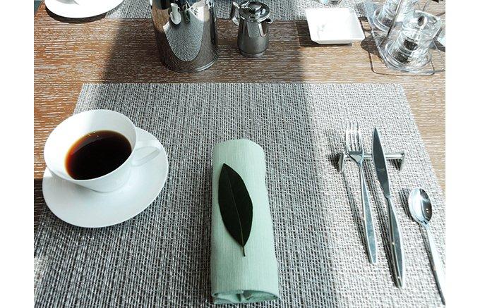 ザ・プリンスギャラリーで出会うコーヒーハンターの豆