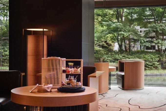 5つ星を誇る「ザ・キャピトルホテル東急」で栗ひろい