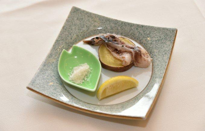 加賀野菜にも認定されている甘くホクホクとした食感のさつまいも「五郎島金時」