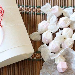ご縁をつなぐお干菓子!埼玉・川越氷川神社にあるむすびCafe「三かく四かく」