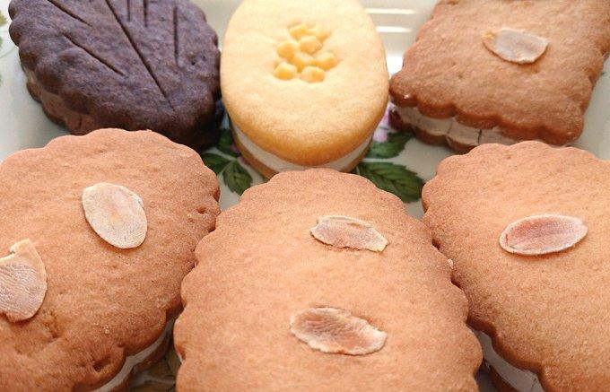 横浜山手を代表する愛らしい銘菓 レトロな洋館『えの木てい』の「チェリーサンド」