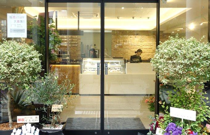 神戸の新店「コンパルティール ヴァロール」の新感覚ブラウニー!