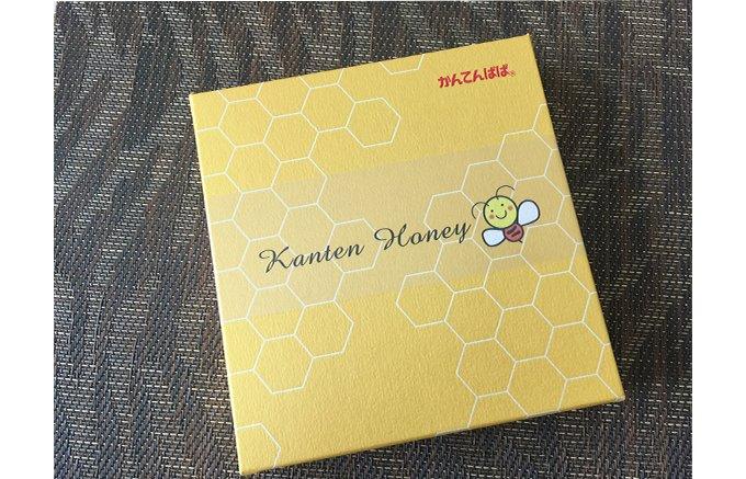 サッとすくえて、垂れない蜂蜜!こんなのはじめてです。