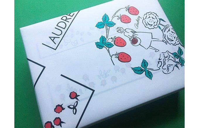 食べる前から幸せな気分!花束みたいな『AUDREY(オードリー)』のグレイシア