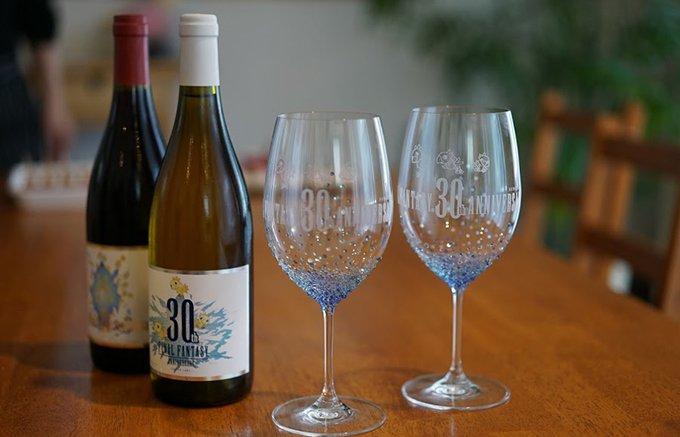『ファイナルファンタジー』30周年記念ワインが教えてくれるワインの楽しみ方