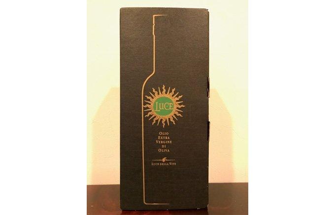 イタリア最高級ワイン「LUCE」を生んだワイナリーから最上級オリーブオイル登場!