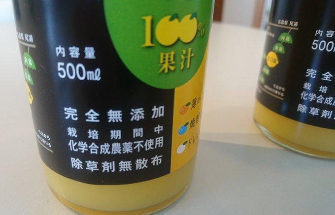 蒼いみかんの味。これは飲み方そのものを変える魔法の果汁だ