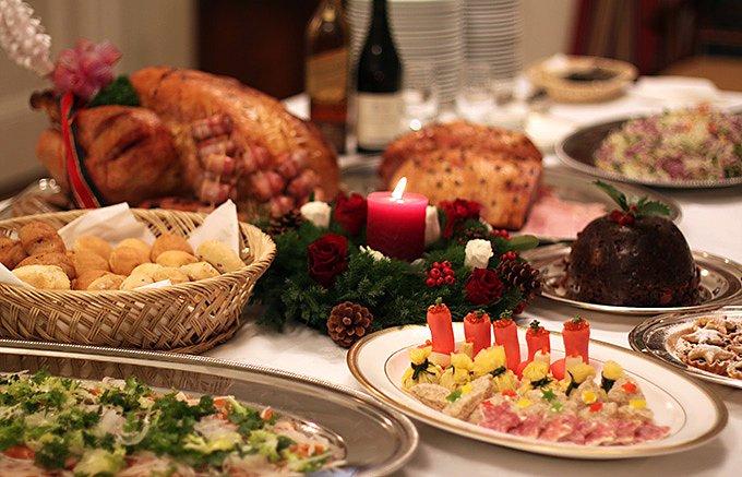 英国のクリスマスに欠かせない「クリスマスプディング」