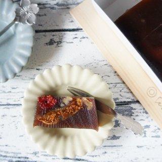 世界に羽ばたく唯一無二の和菓子Wagashi asobiの「ドライフルーツ羊羹」