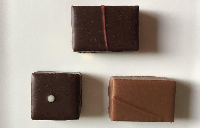 なめらかで繊細なショコラを作り続けるミッシェル・ブランのチョコレート