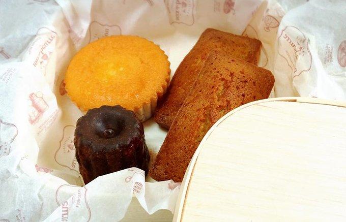 焼きたての香りと圧倒的な食感 ノア・ドゥ・ブールの焼き菓子詰め合わせ