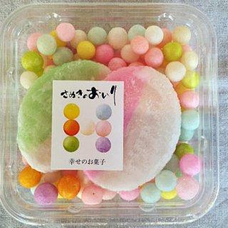 口どけホロリ。カラフルでかわいい、香川県の伝統和菓子「おいり」。