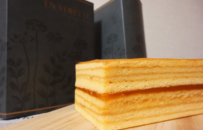 層の美しさに目を奪われる!美味しさも兼ね備えた写真映えする「お菓子」3選