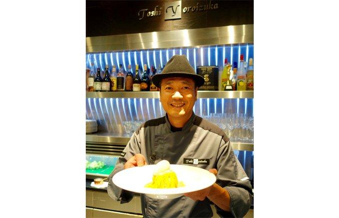阪急うめだ本店の催事にも登場する『トシ・ヨロイヅカ』の栗のパウンドケーキ