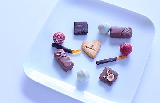 今年はプロにおまかせ!大好きが詰まったギャマンのバレンタイン・アソートがおすすめ