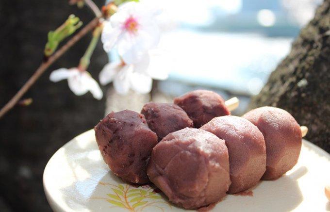 桜よりトキめく?春になると食べたくなるモチモチおだんご