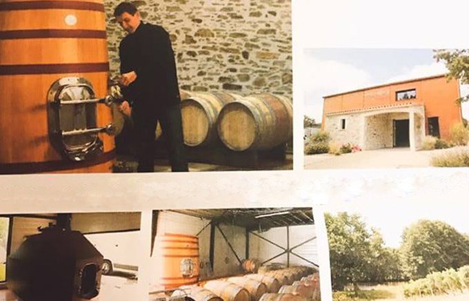 2月誕生石がネーミングの仏ワイン「クロ・デ・ショーム・アメジスト赤2014」