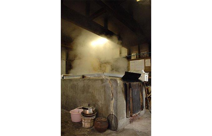駿河湾と板前がコラボ!沼津市戸田の天然塩を使った美食倶楽部 蓮の「戸田塩ポン酢」