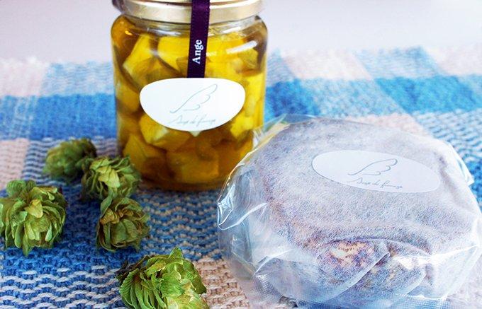 年に一度のごほうび!摘みたてのホップでつくる香り豊かなチーズ2種